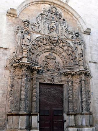 La iglesia de Monti-sion