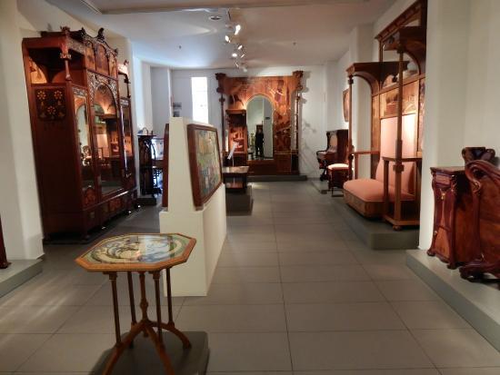 Interior: fotografía de Museu del Modernisme Català, Barcelona ...