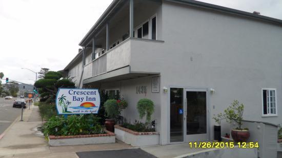 Crescent bay inn for Laguna beach motor inn
