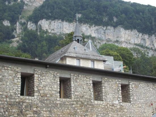 Monastere de Chalais : Monastère