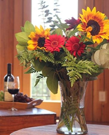 Murphys, Californië: Special flower packages are available on our website