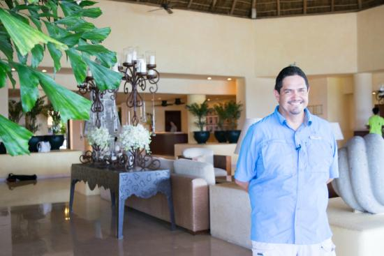 Four Seasons Resort Punta Mita: Enrique Alejos - Our Cultural Concierge