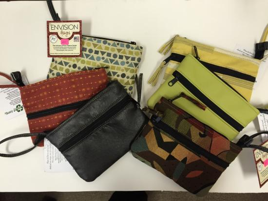 Paoli, IN: Wristlets from Envision Designs