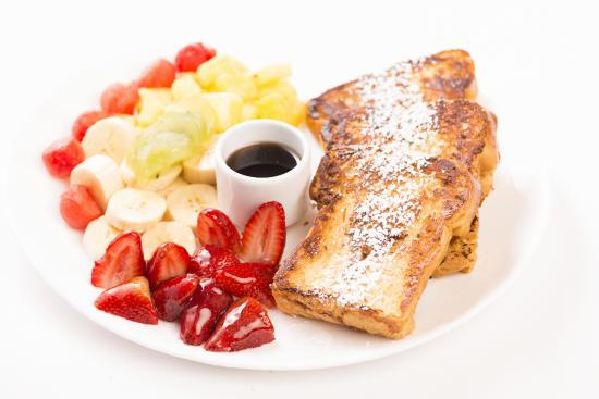 The Magic Bean: french toast