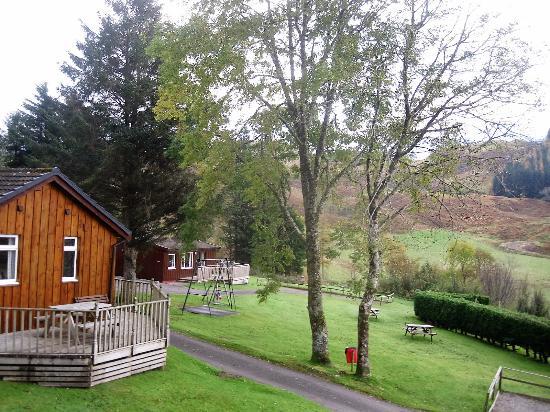Lerags, UK: Lodges