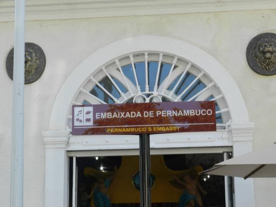 Embaixada de Pernambuco