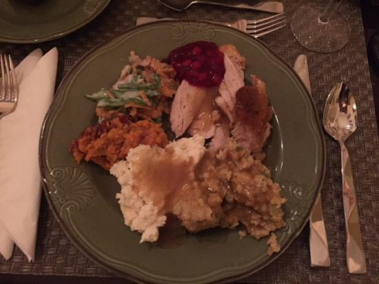 Mimi S Cafe Thanksgiving
