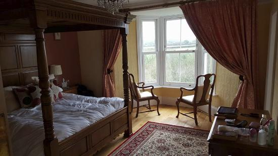 Cury, UK: Our bedroom