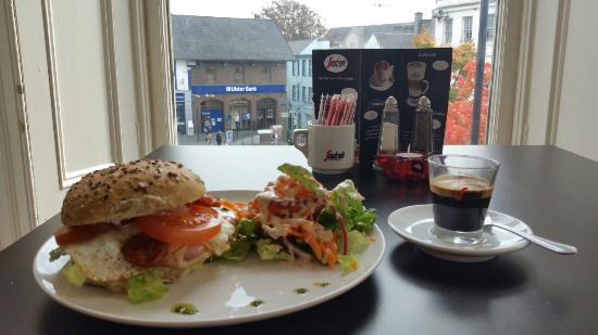 Ennis, Irlandia: Cafe Zone