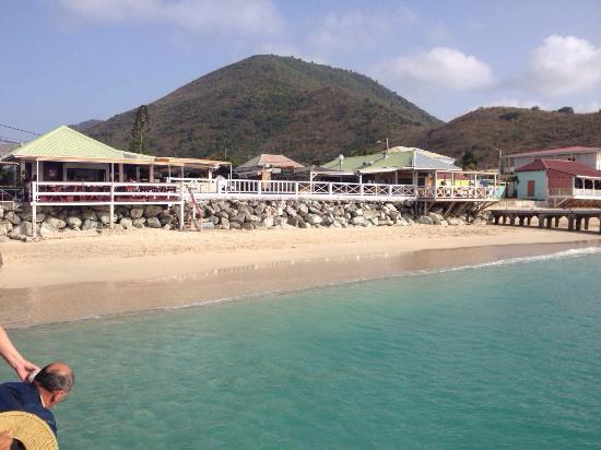 Zatoka Simpson, Sint Maarten: Uma das praias