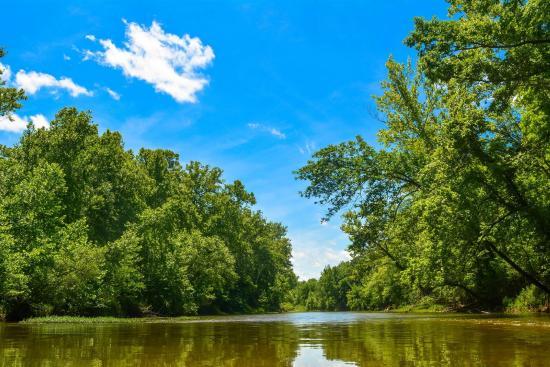 Leasburg, MO: Meramec River