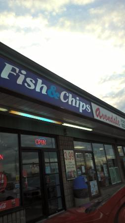 Lakeport Fish & chips
