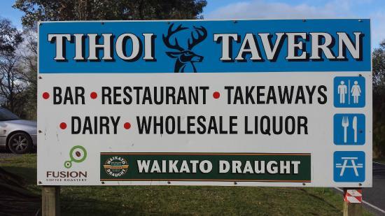 Mangakino, Nieuw-Zeeland: Tihoi Tavern