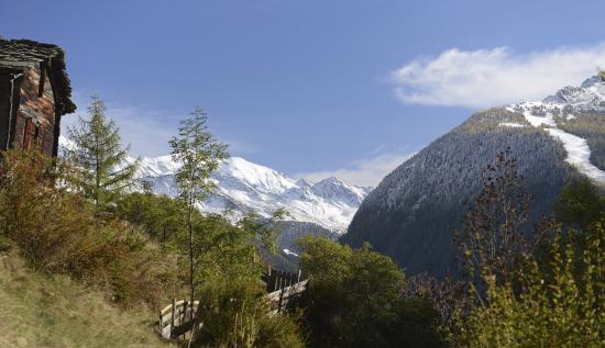 Toerbel, Sveits: Rundgang in idyllischer Bergwelt