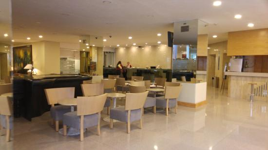 Laffayette Hotel: recepção