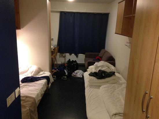 Forde Hostel: Room