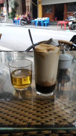 Hanoi Imperial Hotel: Egg Coffee in Hanoi. A must to try