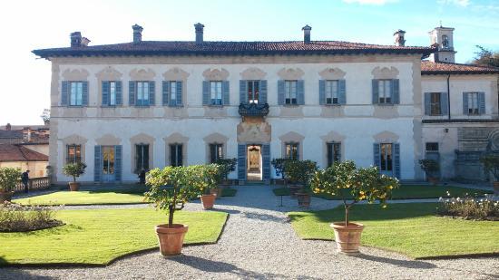 Casalzuigno, Włochy: La villa