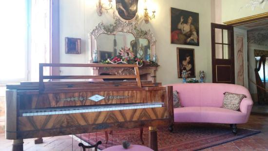 Casalzuigno, Włochy: Gli interni_1