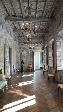 Casalzuigno, Włochy: Gli interni_2