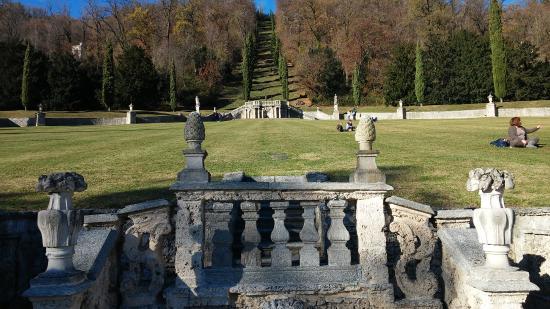 Casalzuigno, Włochy: Il parco