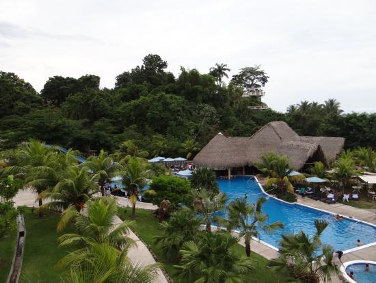 Sheraton Bijao Beach Resort - An All Inclusive Resort: Vista hotel