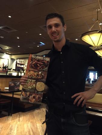LongHorn Steakhouse: Eric our server