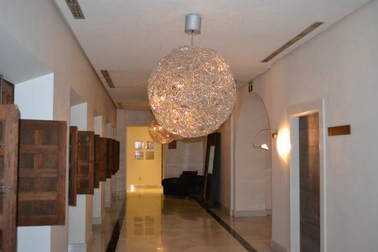 Hospes Palacio del Bailio: Corridoio dell'hotel