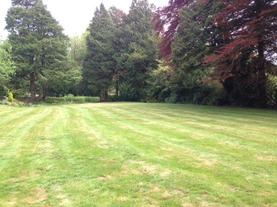Lydford, UK: Garden