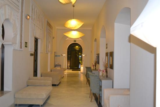Hospes Palacio del Bailio: Interni dell'hotel