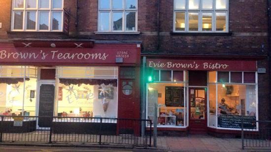 Evie Brown's Tea Rooms