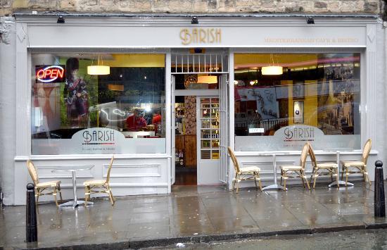Barish Mediterranean Cafe & Bistro