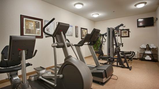 Piedmont, Güney Carolina: Fitness Room