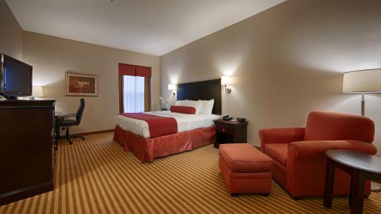 Piedmont, Güney Carolina: King Suite