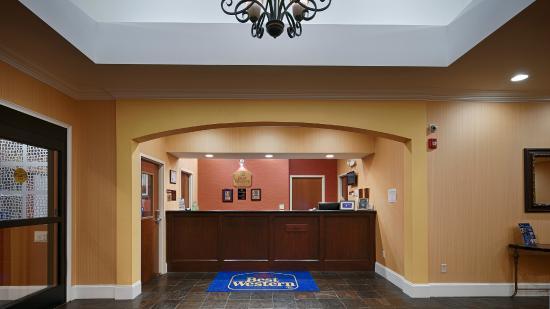 Piedmont, Carolina del Sur: Lobby