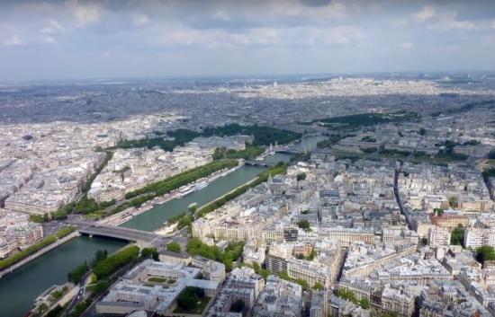 Marché de la rue de Buci : Paris