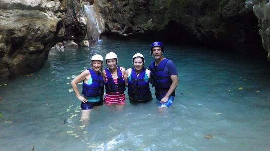 Cabarete, República Dominicana: Blue lagoon 4
