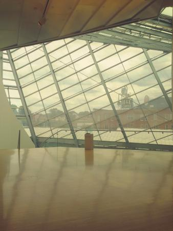 Skylight - Picture of Taubman Museum of Art, Roanoke ...