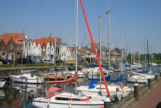 Brouwershaven, Países Bajos: Hafen