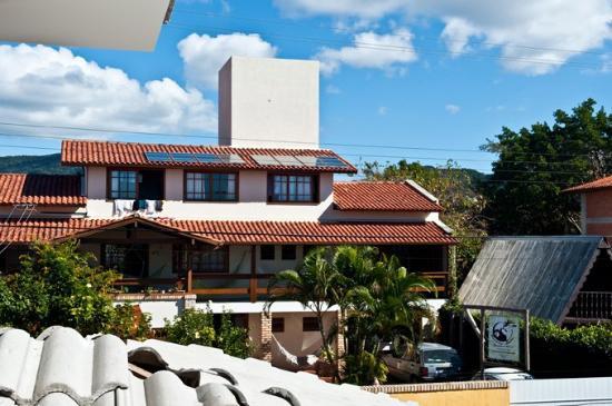 Tucano House: Vista de frente