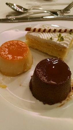 Vila Royal : Sobremesas Excelentes