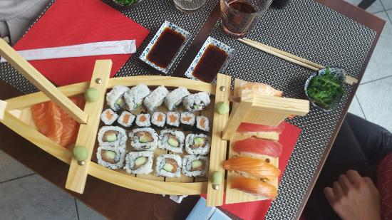 Province of Gorizia, Italien: Sushi Bar