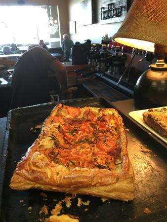Sechelt, Kanada: Tomato Tart