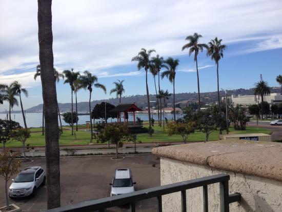 Kona Kai Resort & Spa, A Noble House Resort: Balcony view
