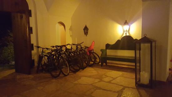 El Colibri - Estancia de Charme: Disponibilidad de bicicletas