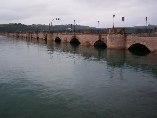 La Maza Bridge