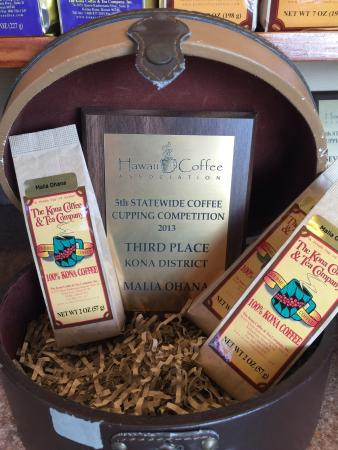 The Kona Coffee and Tea Company