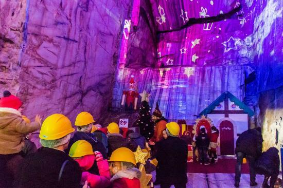 La Grotta Di Babbo Natale.La Grotta Di Babbo Natale Foto Di Antica Cava Di Ornavasso