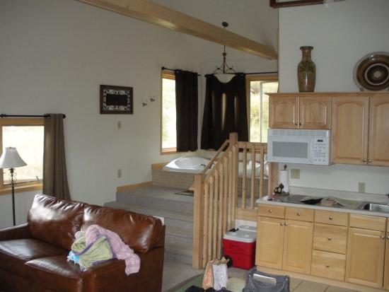 Sunnyside Knoll Resort: The Room