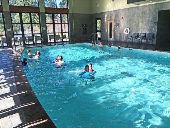 Swimming pool picture of suncadia resort cle elum - Washington park swimming pool hours ...